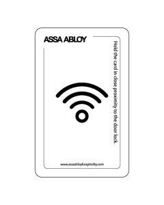 RFID-Gästekarte (Milfare 1K)