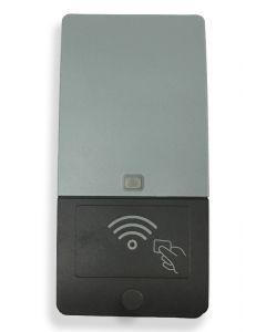RFID-Wandkartenleser für Visionline (ohne Gateway)